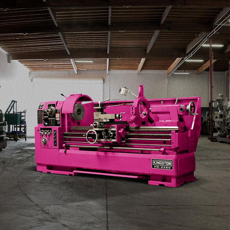 Tough Enough For Pink